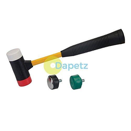 Peddinghaus 5037050035/Nylon Martillo con mango de tubo de acero di/ámetro de 35/mm
