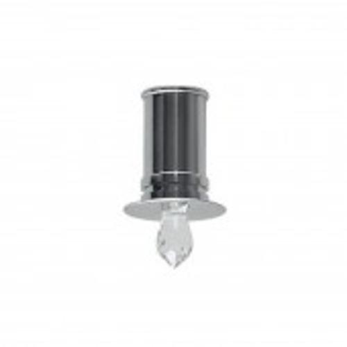 87337C00 - FARETTO ELIN TONDO 1LED 20mA 0,5W 5mm CROMO - LINEA LIGHT