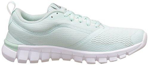 Multicores Autênticos Sublite porcaria Mulheres Reebok 4 Branco Sapatos Execução 4vOqqxw