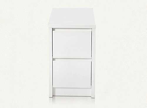 Weiju jd ct01 30 30 cm sencillo y moderno mini doble for Mesillas de noche 30 cm