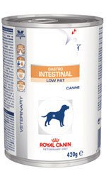 Royal Canin Gastro Intestinal Low Fat 12x 410 g