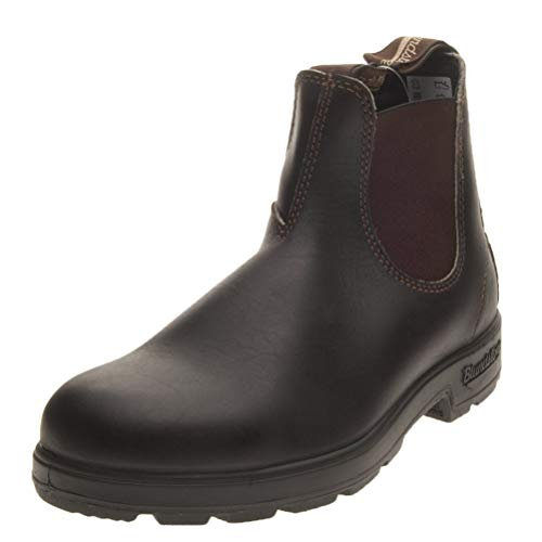 Blundstone Classic, Stivaletti Unisex – Adulto, Marrone (Stout Brown), 43 EU (9 UK)