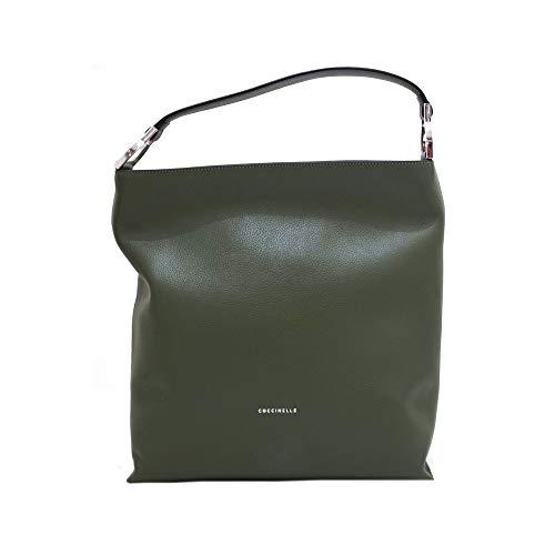 Coccinelle Keyla Hobo Bag Medium Caper