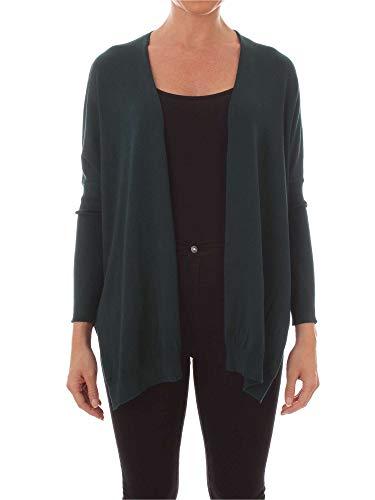 Emme Marella 53460489 Cardigan Mujer Verde Oscuro S aa54acebaf9e