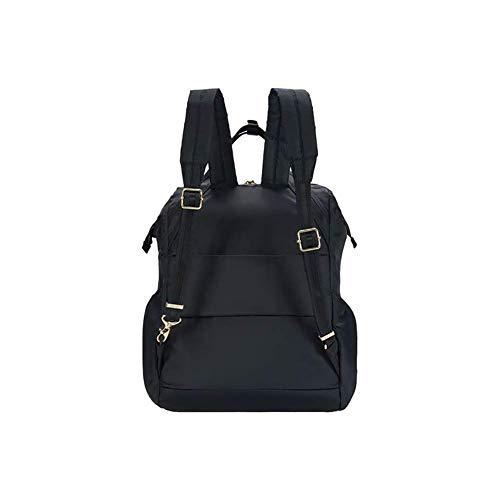 PacSafe Citysafe CX Anti-Theft Backpack Rucksack, 37 cm, 17 liters, Schwarz (Black 100)