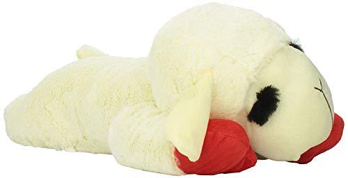 MmingS HOME Multipet Offiziell lizenziertes Lammkotelett Jumbo Plüsch-Hundespielzeug 24-Zoll