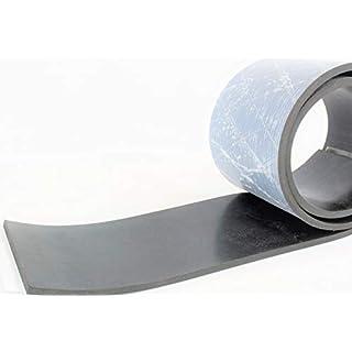 1000mm x 40mm x 3mm Gummistreifen - einseitig selbstklebend