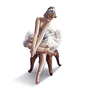 ballerina lladro porzellan figur. Black Bedroom Furniture Sets. Home Design Ideas
