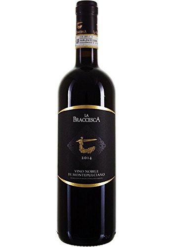 La Braccesca Vino Nobile di Montepulciano DOCG 2014 trocken (0,75 L Flaschen)