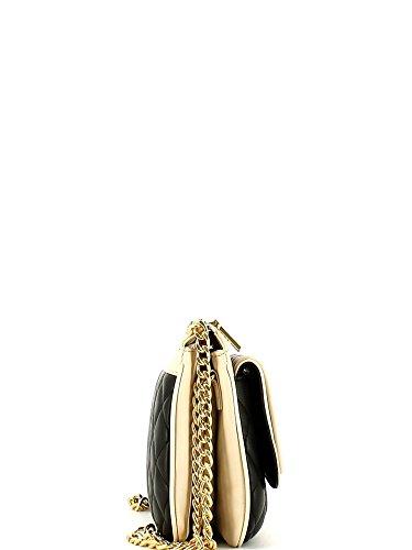 Love Moschino , Sac bandoulière pour femme Black/Ivory