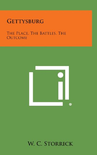 Gettysburg: The Place, the Battles, the Outcome