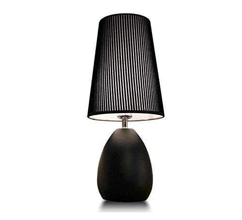 Light Creative Decoration Read Hotel Living Room Led Touch Light Black Night Light Bedroom Bedside Lamp 22 * 52Cm
