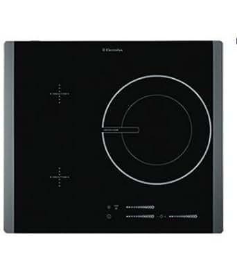 Electrolux EHD60134P - Electrolux EHD60134P - Table de cuisson à induction - 3 élément(s) - noir