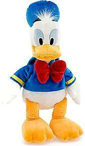 Disney's Donald Duck Plush - Mini Bean Bag - 9 1/2'' by Disney