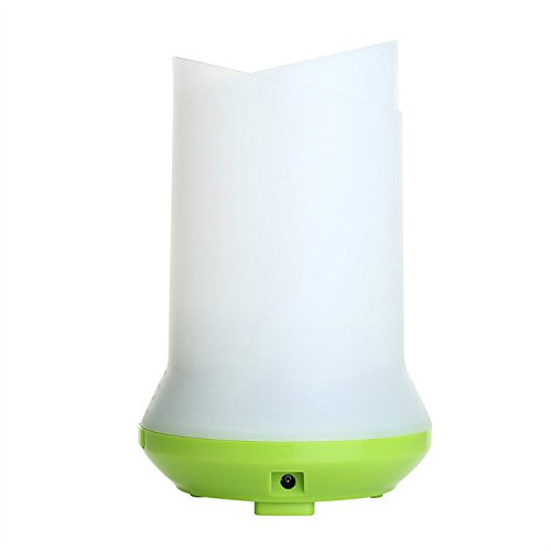 LKOUS Diffuseur De Parfum,Humidificateur D'Air ,Humidificateur ultrasonique,Diffuseur Aroma,Diffuseur d'huiles essentielles , humidificateur,diffuseur de parfum de lumière ,Nouveau Conception Humidificateur Avec USB