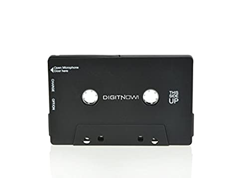 Cassette Jack - DigitNow! Adaptateur audio cassette Bluetooth - Transmission