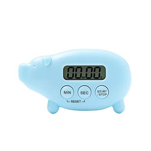 Temporizador de Cocina Digital Amplificador Digital de Alarma ruidosa Grande y fácil...