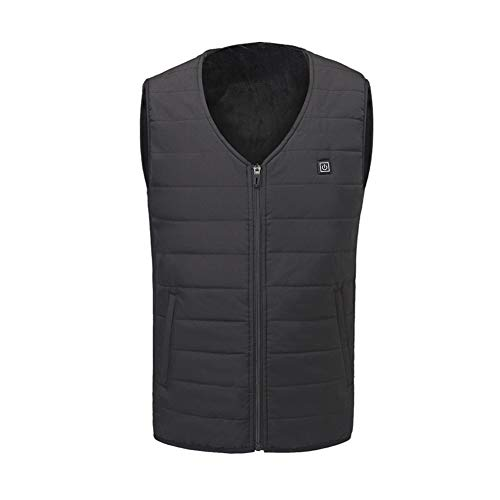 310W6D7vqkL. SS500  - Ymorit Electric Heated Vest for Men Keeps You Warm for Longer, Adjustable Temperature Comfortable and Lightweight Material for Indoor & Outdoor Use