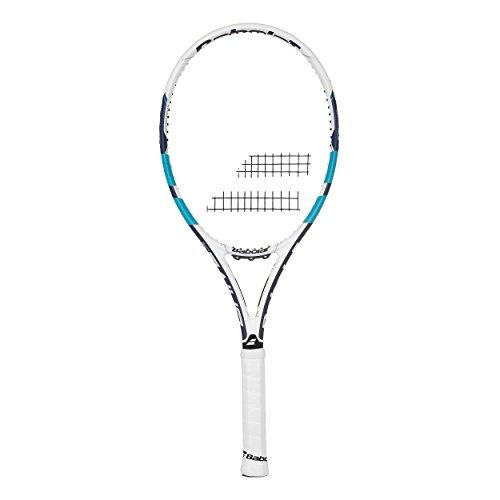 Babolat Tennisschläger Pure Drive Lite Wimbledon unbesaitet Marine (300) OO