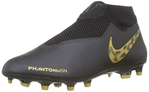 quality design a8f42 60593 Nike Phantom Vsn Academy Dynamic Fit MG, Zapatillas de Fútbol Unisex  Adulto, (Black