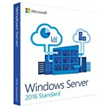 Microsoft Standard - Operating System - Windows Server 2016 French DVD OEM