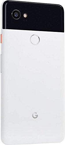 Google Pixel 2 XL (Black & White, 64 GB) (4 GB RAM)