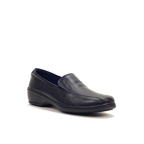 Notton - Zapato Casual para: Mujer Color: Negro Talla: