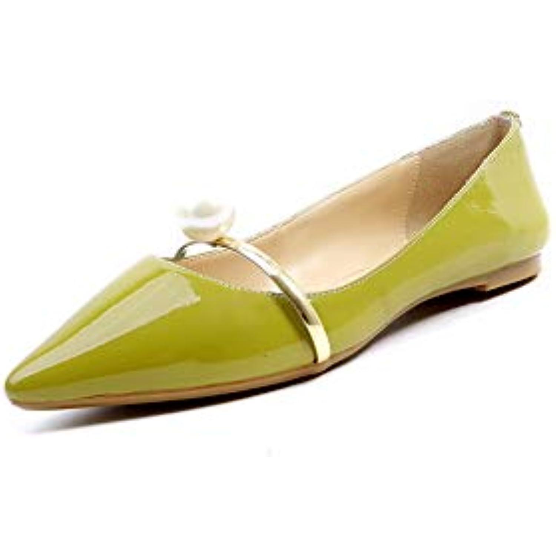 AdeeSu SDC06288,  s Compensées Compensées Compensées Femme - Vert - Green, 36.5 EU - B07HVXSPB7 - 1f6f3f