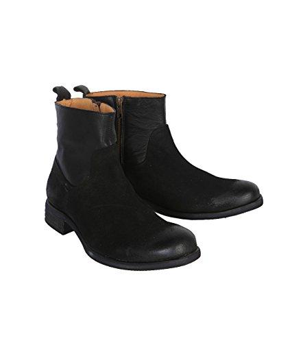 nobrand Hombre Botas Botines Boots-Algodón-Negro negro 47