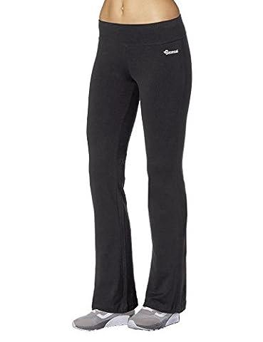 BAOMOSI - Pantalon - Droit - Femme - gris -