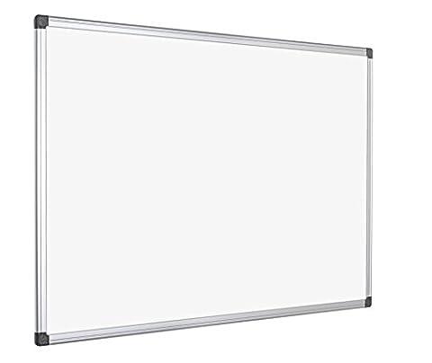 Bi-Office Maya Magnetic Dry Wipe Aluminium Framed