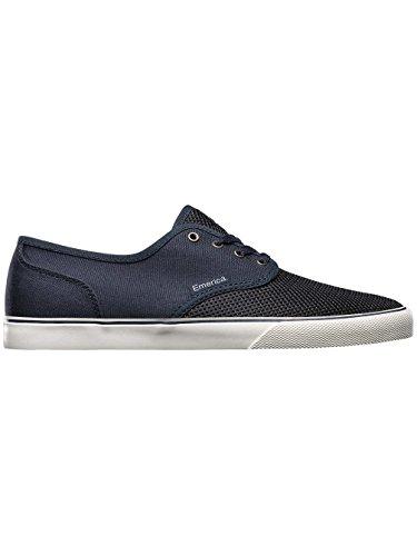 Emerica Wino Cruiser, Chaussures De Skate Hommes Bleu / Blanc