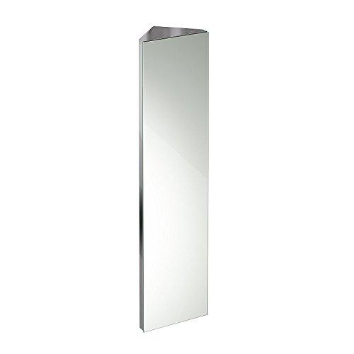 Specchio Angolare Per Bagno.Soak Armadietto Da Bagno Angolare Con Specchio Alto Design