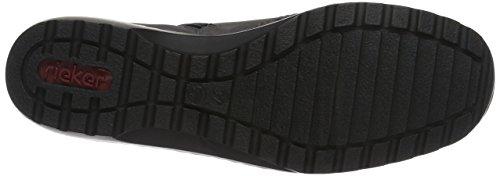 Rieker Damen Z6092 Chelsea Boots Grau (Dust/fumo / 42)