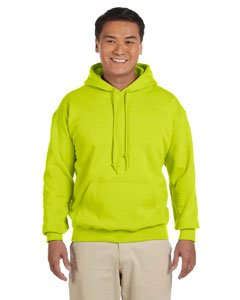 Gildan Herren Heavy Blend Hooded Sweatshirt 18500 Safety Green XL -