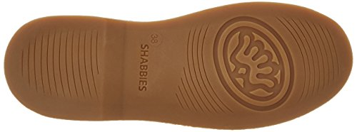 Shabbies Amsterdam Shabbies Halbschaft Schlupfstiefel, Stivaletti Donna Beige (Light Brown)