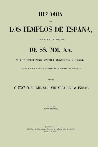 Colección Becquer: Toledo.: Historia de los templos de España. por Gustavo Adolfo Becquer