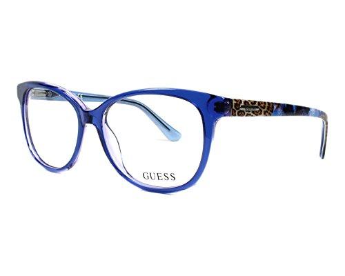 Guess GU2505 C52 090 (shiny blue / ) Brillengestelle