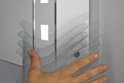 Badezimmerspiegelschrank mit Beleuchtung - 6
