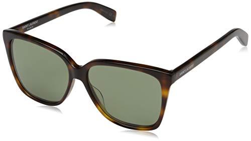 Stella McCartney Jungen SK0018SA 004 48 Sonnenbrille, 004-Bluee/Silver,