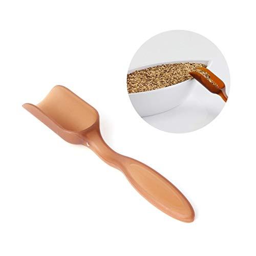 Vektenxi Mini Gardening Scoop Multifunktions Sukkulenten Boden Kunststoff Schaufel Löffel Werkzeug Premium Qualität Scoop Boden
