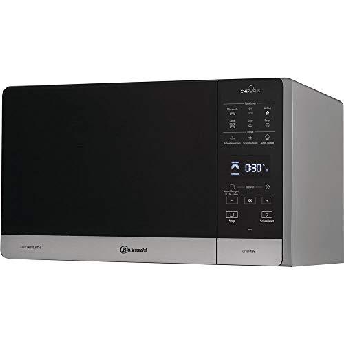 *Bauknecht MW 49 SL, 5 in 1 Mikrowelle inkl. Grill, Heißluft und CrispFry Heißluft Fritteusen Funktion, 25 L*