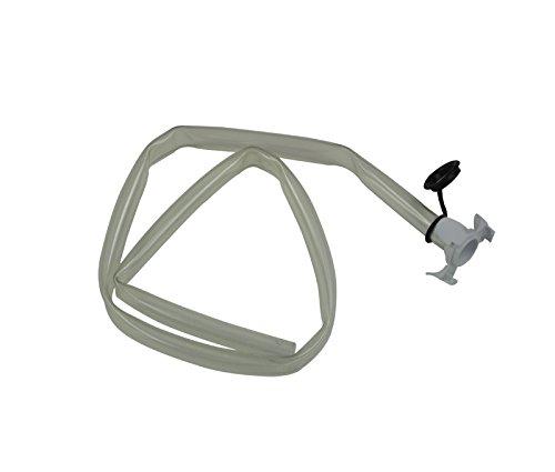 bébé confort Schlauch Rohrreinigungs-Spirale + Trichter für die Badewanne der Reihe Amplitude