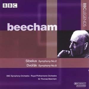 Sibelius : Symphonie N°2 - Dvorak : Symphonie N°8