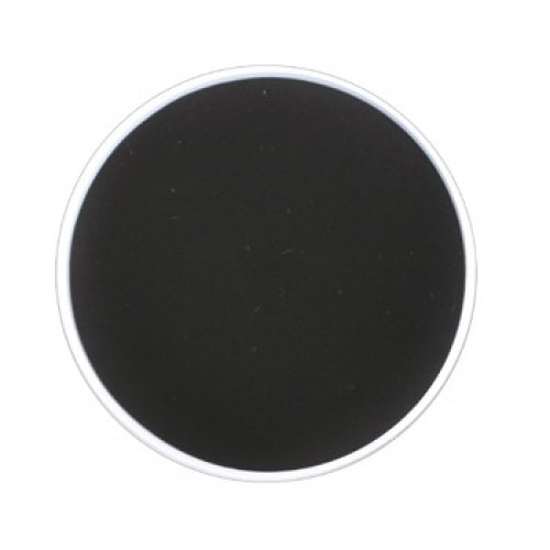 mehron Color Cups Face and Body Paint - Black 1/2 Oz Cup