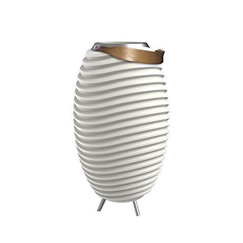 Kooduu Synergy 65 10 W Weiß - Tragbare Lautsprecher (Full range, 10 W), Weiß Full Range