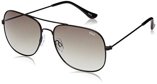 IDEE Gradient Square Men's Sunglasses - (IDS2069C1SG|58 Green Gradient lens) image