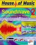 Sound Wave 2 sprint. CD- ROM für Windows 95/98/ NT 4.0. Professionelle Veredelung Ihrer Klangdateien -