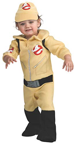 Rubies Toddler Boys Ghostbuster Costume Toddler (Kinder Kostüm Ghostbusters)