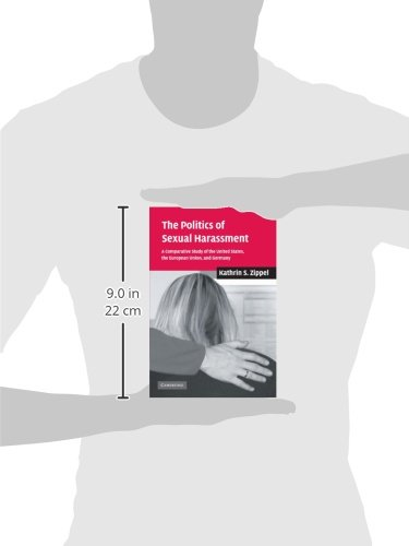 The Politics of Sexual Harassment Paperback: A Comparative Study of the United States, the European Union, and Germany
